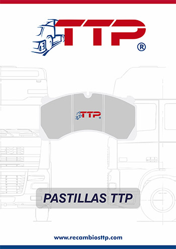 Catalogo Pastillas TTP